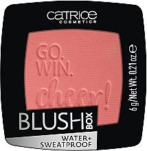 Parfémy, Parfumerie, kosmetika Pudrová tvářenka - Catrice Blush Box