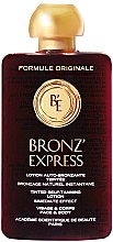 Parfémy, Parfumerie, kosmetika Samoopalovací mléko na obličej a tělo - Academie Bronz'Express Lotion