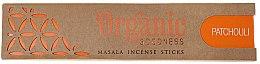 Parfémy, Parfumerie, kosmetika Aroma tyčinky - Song Of India Organic Goodness Patchouli
