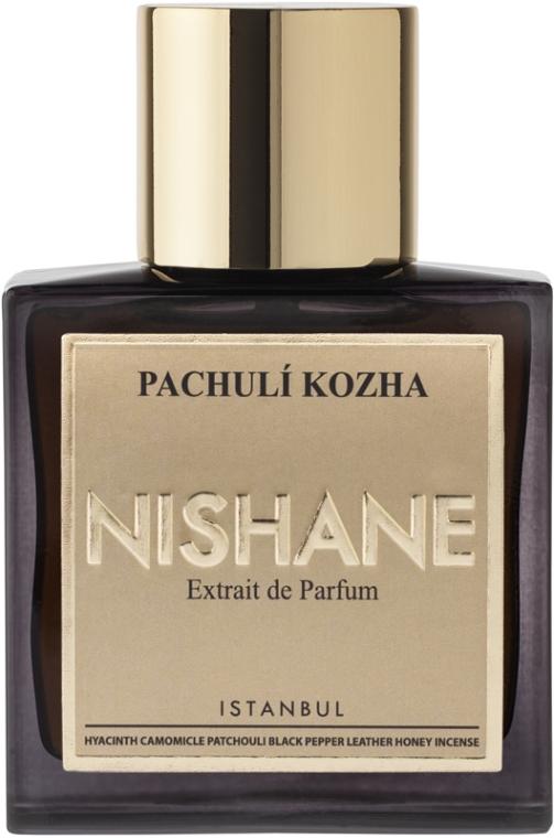 Nishane Patchuli Kozha - Parfémy — foto N1