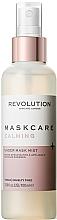 Parfémy, Parfumerie, kosmetika Zklidňující a zvlhčující sprej na obličej - Revolution Skincare Maskcare Under Face Mask Hydrating & Calming Mist