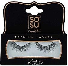 "Parfémy, Parfumerie, kosmetika Sada umělých řas ""Katie"" - SoSu by SJ Luxury Lashes"