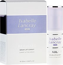 Parfémy, Parfumerie, kosmetika Sérum Lift Expert - Isabelle Lancray Beaulift Serum Lift Expert
