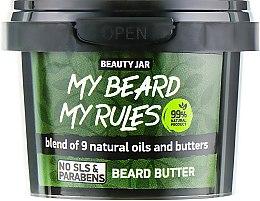 Parfémy, Parfumerie, kosmetika Olej na bradu - Beauty Jar My Beard My Rules Beard Butter
