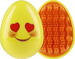 Parfémy, Parfumerie, kosmetika Kartáč na vlasy 3002W, smajlík s úsměvem - IDC Design Smile Brush