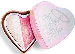 Parfémy, Parfumerie, kosmetika Paleta rozjasňovačů - I Heart Revolution Angel Heart