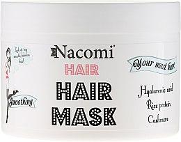 Parfémy, Parfumerie, kosmetika Maska na vlasy - Nacomi Smoothing Hair Mask