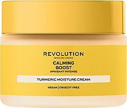 Parfémy, Parfumerie, kosmetika Antioxidační pleťový krém - Revolution Skincare Boost Calming Turmeric