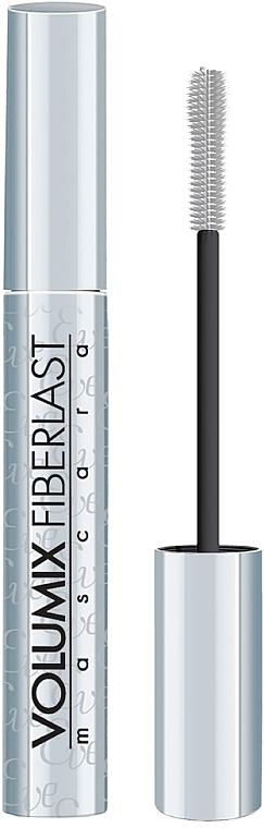Řasenka pro maximální délku - Eveline Cosmetics Volumix Fiberlast Curl Up Mascara