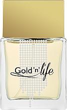 Parfémy, Parfumerie, kosmetika Vittorio Bellucci Gold'n'Life - Parfémovaná voda
