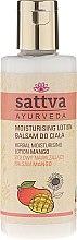 Parfémy, Parfumerie, kosmetika Tělové mléko - Sattva Herbal Moisturising Lotion Mango