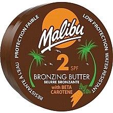 Parfémy, Parfumerie, kosmetika Přípravek na opalování - Malibu Bronzing Body Butter SPF 2