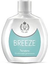 Parfémy, Parfumerie, kosmetika Breeze Neutro - Parfémovaný deodorant