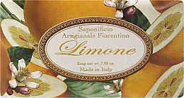 Parfémy, Parfumerie, kosmetika Toaletní mýdlo Citron - Saponificio Artigianale Fiorentino Lemon