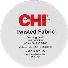 Parfémy, Parfumerie, kosmetika Strukturační vlasová pasta - CHI Twisted Fabric