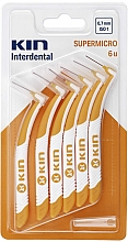 Parfémy, Parfumerie, kosmetika Mezizubní kartáček 0,7mm - Kin Supermicro ISO 1