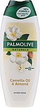 Parfémy, Parfumerie, kosmetika Sprchový gel - Palmolive Naturals Camellia Oil & Almond Shower Gel