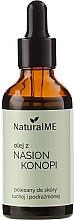 Parfémy, Parfumerie, kosmetika Konopný olej - NaturalME