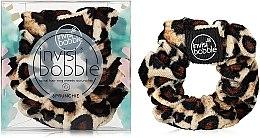 Parfémy, Parfumerie, kosmetika Gumička na vlasy, leopardí - Invisibobble Sprunchie Purrfection