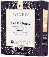 Parfémy, Parfumerie, kosmetika Revitalizační noční obličejová maska - Foreo Ufo Call It a Night Mask