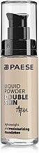 Parfémy, Parfumerie, kosmetika Make-up - Paese Liquid Powder Double Skin Aqua