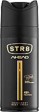 Parfémy, Parfumerie, kosmetika Str8 Ahead - Deodorant