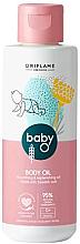 Parfémy, Parfumerie, kosmetika Dětský olej na pleť - Oriflame Baby O Body Oil
