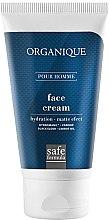 Parfémy, Parfumerie, kosmetika Krém na obličej pro muže - Organique Naturals Pour Homme Face Cream