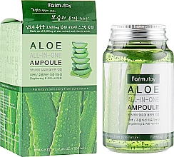 Parfémy, Parfumerie, kosmetika Ampulové sérum s extraktem z aloe - FarmStay Aloe All-In-One Ampoule