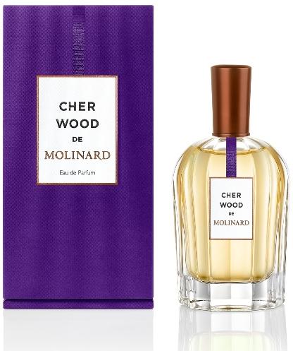 Molinard Cher Wood - Parfémovaná voda — foto N1
