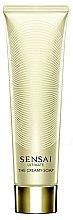 Parfémy, Parfumerie, kosmetika Krém- mýdlo na obličej - Kanebo Sensai Ultimate The Creamy Soap