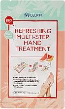 Parfémy, Parfumerie, kosmetika Osvěžující několikastupňová péče o ruce - Celkin Refreshing Multi Step Hand Treatment