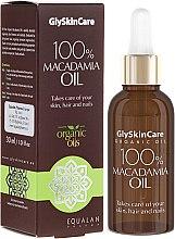 Parfémy, Parfumerie, kosmetika Makadamový olej - GlySkinCare Macadamia Oil 100%