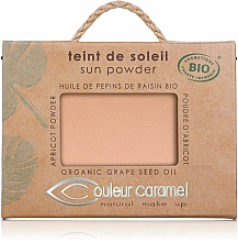 Parfémy, Parfumerie, kosmetika Reflexní kompaktní pudr - Couleur Caramel Sun Powder