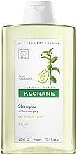 Parfémy, Parfumerie, kosmetika Šampon pro lesk vlasů s citronem - Klorane Shampoo With Citrus Pulp