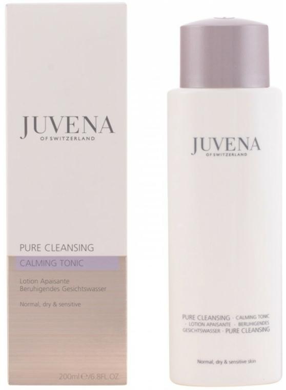 Uklidňující tonikum pro normální, suchou a citlivou pokožku - Juvena Pure Cleansing Calming Tonic — foto N2