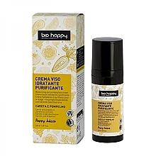 Parfémy, Parfumerie, kosmetika Pleťový krém s mrkvovým olejem a éterickým olejem grapefruitu - Bio Happy Face Cream