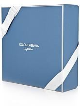 Dolce & Gabbana Light Blue pour Homme - Sada (edt 125 + sh/g 50 + a/sh balm 75) — foto N4