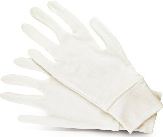 Bavlněné kosmetické rukavice,6105 - Donegal