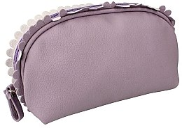 """Parfémy, Parfumerie, kosmetika Kosmetická taška """"Frill"""", 96259, šeříková - Top Choice"""