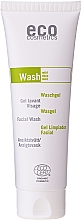 Parfémy, Parfumerie, kosmetika Čistící gel na obličej BIO se zeleným čajem a vinnými listy - Eco Cosmetics