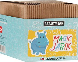 "Parfémy, Parfumerie, kosmetika Sada ""Magic Jarik"" - Beauty Jar (Soap/150g + Soap)"
