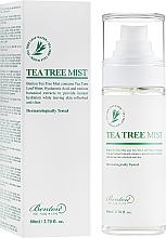 Parfémy, Parfumerie, kosmetika Pleťový sprej s čajovníkovým extraktem - Benton Tea Tree Mist