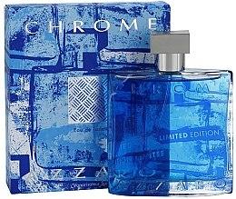 Parfémy, Parfumerie, kosmetika Azzaro Chrome Limited Edition 2015 - Toaletní voda