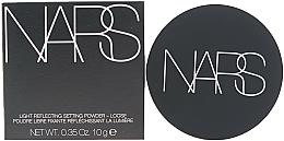 Parfémy, Parfumerie, kosmetika Sypký fixační pudr - Nars Light Reflecting Loose Setting Powder
