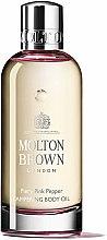 Parfémy, Parfumerie, kosmetika Molton Brown Fiery Pink Pepper Pampering Body Oil - Olej na tělo