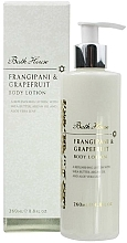 Parfémy, Parfumerie, kosmetika Bath House Frangipani & Grapefruit - Tělový lotion
