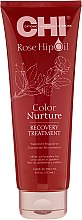 Parfémy, Parfumerie, kosmetika Maska se šípkovým olejem a keratinem - CHI Rose Hip Oil Recovery Treatment