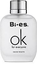 Parfémy, Parfumerie, kosmetika Bi-Es Ok For Everyone - Toaletní voda