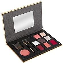 Parfémy, Parfumerie, kosmetika Exkluzivní sada dekorativní kosmetiky Zlatá paleta - Vipera Cosmetics